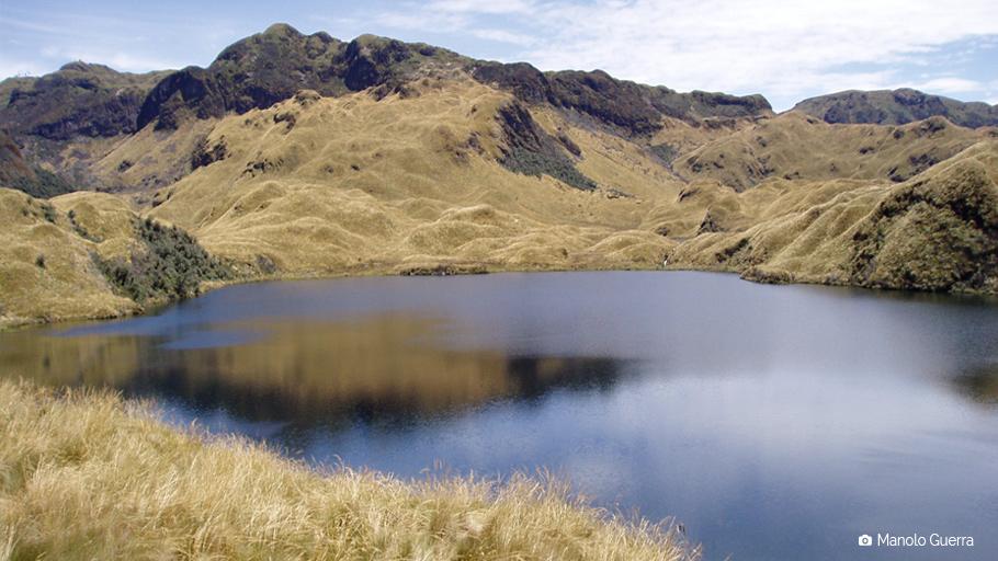 Lagunas y Termas de Papallacta